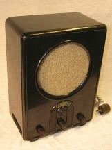 Ein Einkreis-Radio mit 3 Röhren